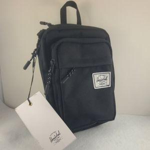 Herschel shoulderbag-black